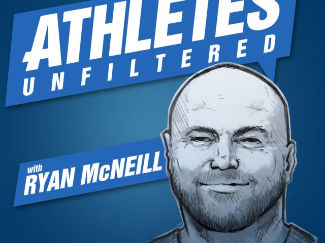 Ari Shapiro on the Athletes Unfiltered Podcast with Ryan McNeill