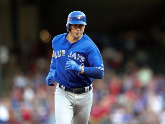 2018 Toronto Blue Jays Player in Review: Justin Smoak