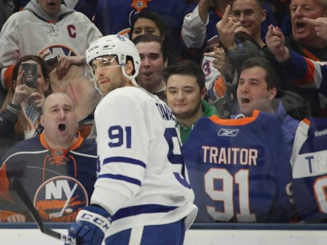 Shapiro's Daily Rant: John Tavares and Fan Tribalism
